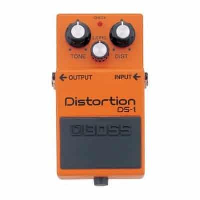 BOSS Distortion Guitar Pedal