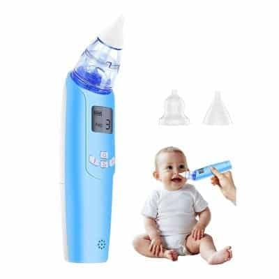 Watolt Baby Nasal Aspirator Electric Nose Suction
