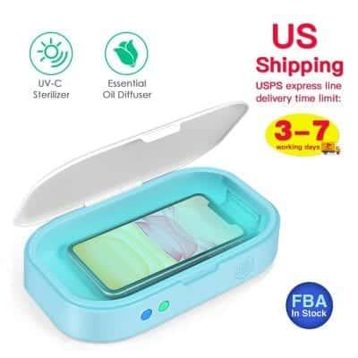 E-BigSale UV Cell Phone Sanitizer