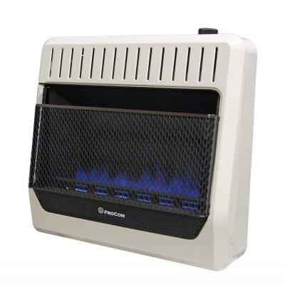 ProCom MG30TBF Ventless Wall Heater