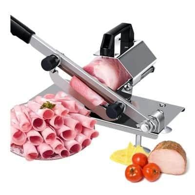 Super Deal Manual Frozen Meat Slicer