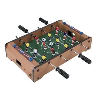 Hey! Play! Tabletop Foosball Portable Mini Table