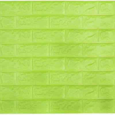 Kasliny Wallpaper 5 Packs 3D Brick Wall Sticker Panel