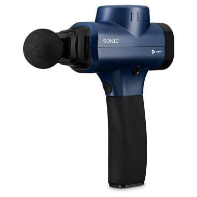 LifePro Sonic Handheld Percussion Deep Tissue Massage Gun