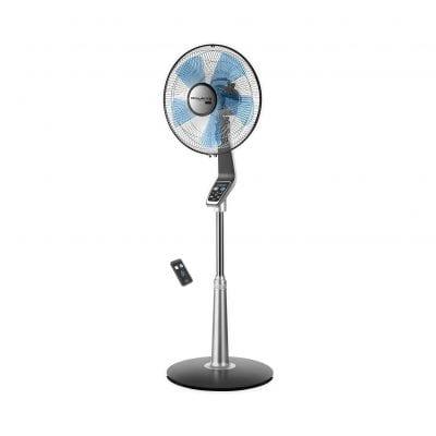 Rowenta Turbo Silence Stand Fan 5 Speed