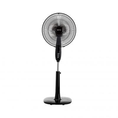 AmazonBasics Oscillating Dual Blade Standing Pedestal Fan 16 Inches