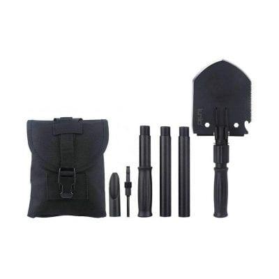 Iunio Portable Camping Folding Shovel
