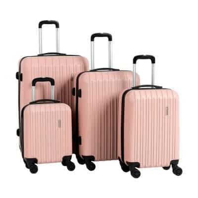 Murtisol Rose Gold Luggage