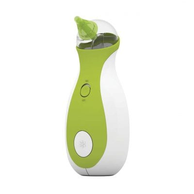 Nosiboo Battery-Operated Nose Cleaner