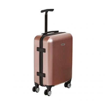 AmazonBasics Hard-shell Suitcase