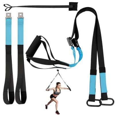 KEAFOLS Bodyweight Fitness Resistance Training Straps
