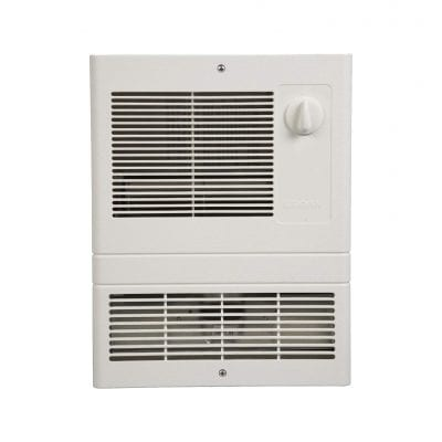 Broan White Grille Wall Heater