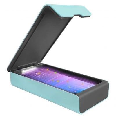 DJROLL UV Cell Phone Sanitizer
