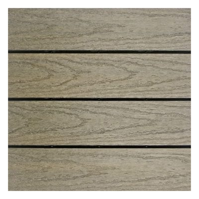 NewTechWood Ultra-Shield Outdoor Composite Roman Antique Finish