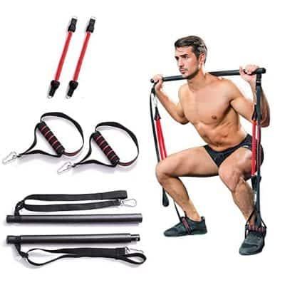 Sinaou Bodyweight Training Straps