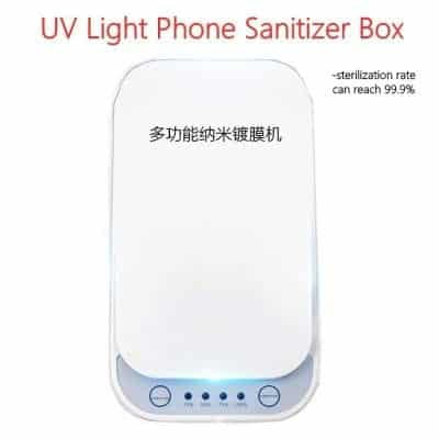 MARCH UV Cell Phone Sanitizer