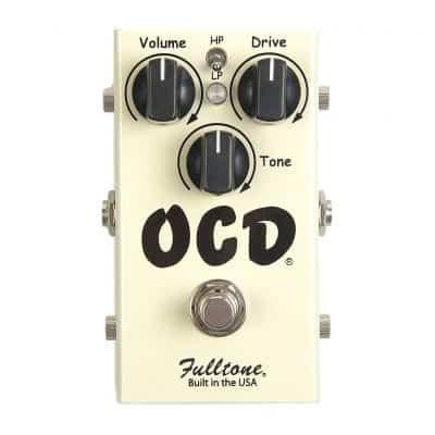 Fulltone OCD Obsessive Distortion Pedal