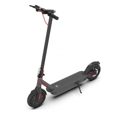 Hiboy S2 Pro Electric Scooter 10 Inches Solid Tires