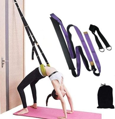 MWB Multi-Purpose Yoga Strap Stretching Training Straps