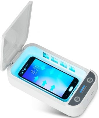 Rdfmy Phone UV Sanitizer