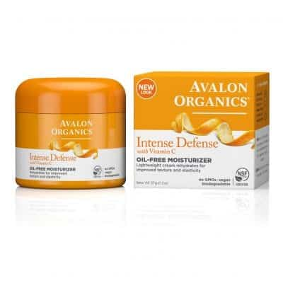 Avalon Organics Cream