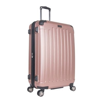 Heritage Travelware Logan Rose Gold Luggage