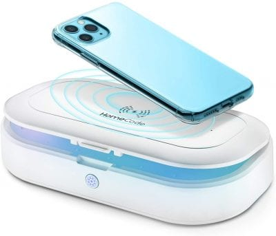 HOMECODE Phone UV Sanitizer