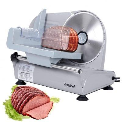 Super Deal Electric Meat Slicer