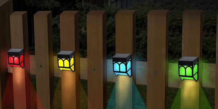 Best Solar Fence Lights in 2020