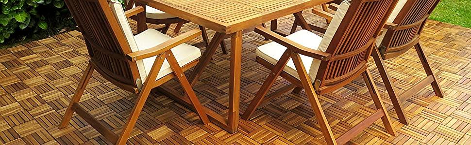Outdoor Floor Tiles