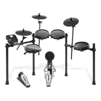 Alesis Drums Nitro Mesh Kit 385 Sounds 60 Play Tracks