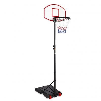 Best Choice Products Kids Portable Height Adjustable Basketball Hoop