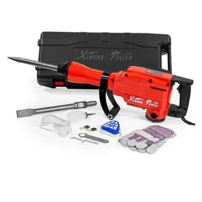 XtremepowerUS 2200W Heavy-Duty Electric Jack Hammer