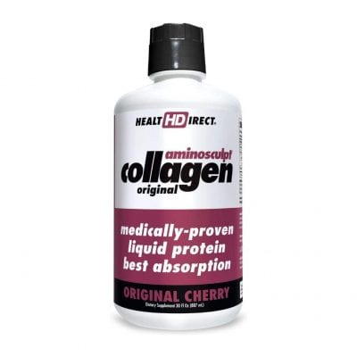 AminoSculpt Liquid Collagen Supplement