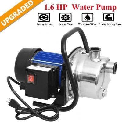 Hurbo Water Pressure Booster