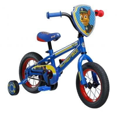 Paw Patrol Kids' Bike, 12-Inch