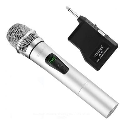Tralntion PC-K6 Portable Karaoke Mic