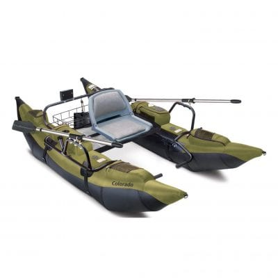 Classic Accessories Colorado Inflatable Fishing Boat