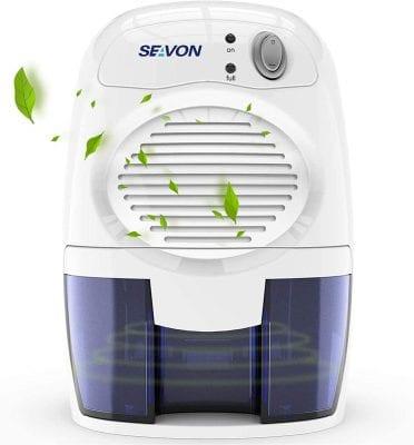 SEAVON Small Space Dehumidifier