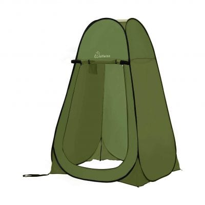 Wolf Wise Pop-up Changing Tent
