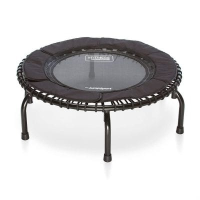 JumpSport 250lbs In-Home Durable Silent Mini Trampoline