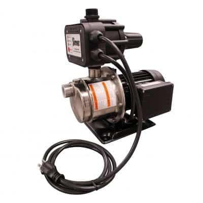 Simer 4075SS-01 Pressure Booster Pump