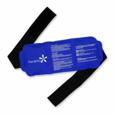 TheraPAQ Pain Relief Hot and Cold Flexible Ice Pack for Shoulder Knee