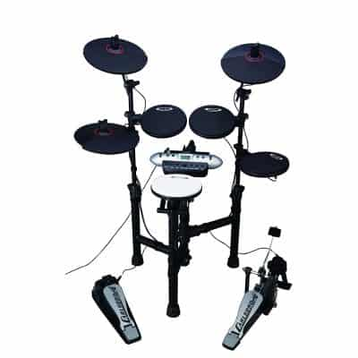 Carlsbro Electronic Drum Set with Realistic Kit