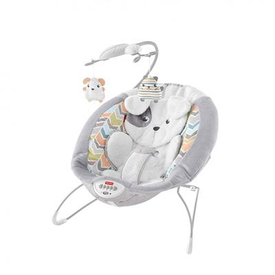 Fisher-Price Sweet Dreams Deluxe Bouncer