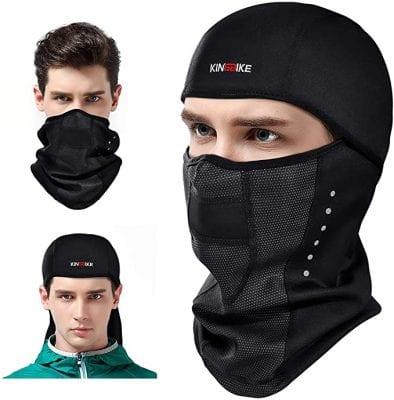 KingBike motorcycle mask