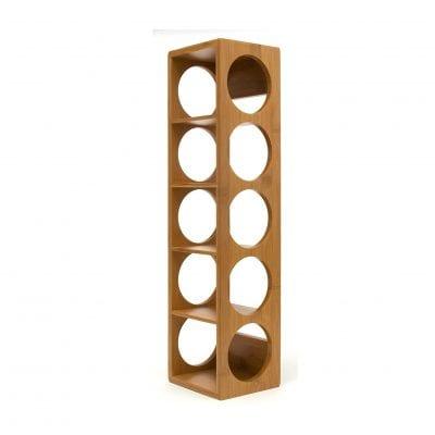 Lipper International Bamboo Wine Rack