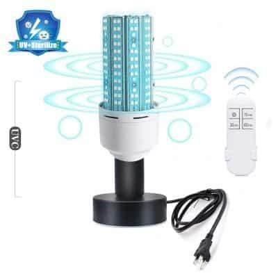 500W UV Light Bulb Control Timer