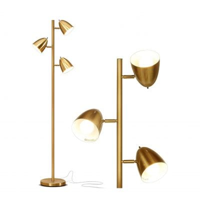 Brightech Jacob - LED Reading and Floor Lamp