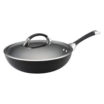 Circulon Anodized Nonstick Stir Fry Pan